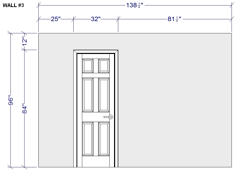 Record all outlet and switch plate widths and heights. - Record the height from bottom of plate to floor. - Record the width from side of the plate (denote ...  sc 1 st  Sanyuan Cabinets u0026 Granite - Kitchen and Bathroom Cabinets Granite ... & Sanyuan Cabinets u0026 Granite - Kitchen and Bathroom Cabinets Granite ...